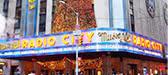 Radio City Music Hall,</br> New York